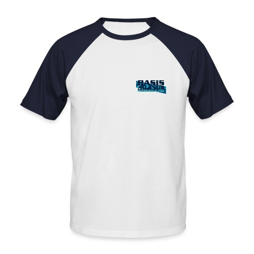 BASIS ATLANTIS - Shirt Kommando Kurzarm - Männer Baseball-T-Shirt