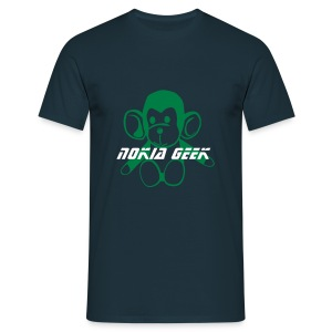 Nokia Geek Munki Gents T - Men's T-Shirt