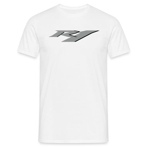 Tshirt R1 weiss ab RN12  - Männer T-Shirt