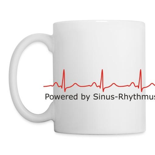 Tasse Sinus-Rhythmus - Tasse