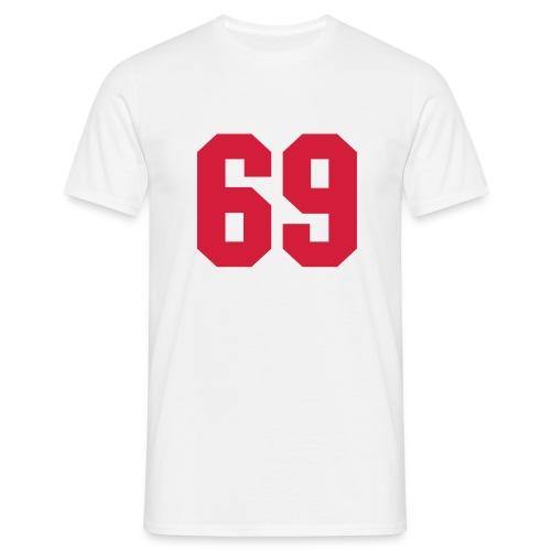 69 - Men's T-Shirt