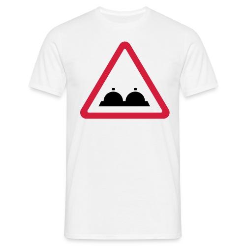 Titty Bumbs - Men's T-Shirt