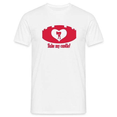 Take My Castle ! - Men's T-Shirt