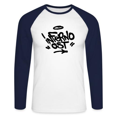 Snowboard Longsleeve - Männer Baseballshirt langarm