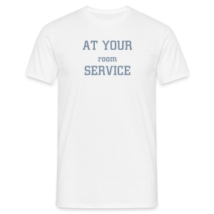 At Your Room Service - Men's T-Shirt