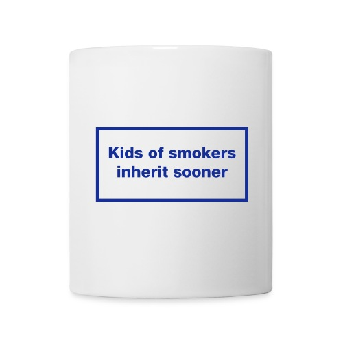smoker mug - Mug