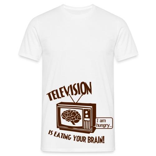 TV t-shirt - Men's T-Shirt