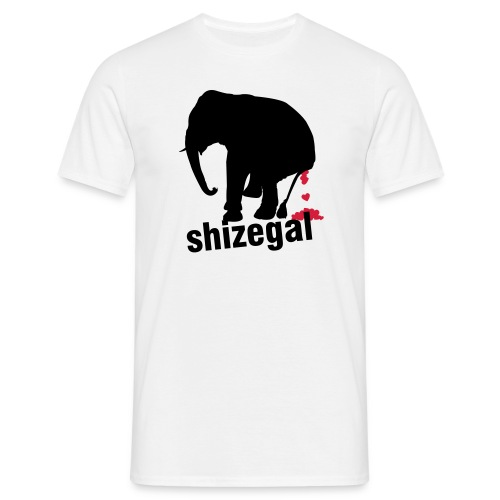 shizegal loves u | shirt - Männer T-Shirt