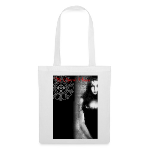 'Charnel House Logo' Tote - Tote Bag