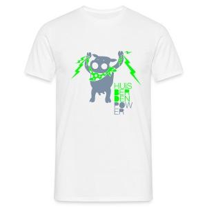 HUISBERDEN POWER - Männer T-Shirt