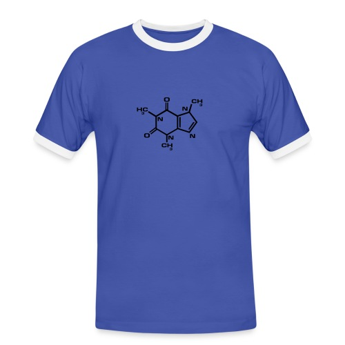CAffeine shirt! - Men's Ringer Shirt