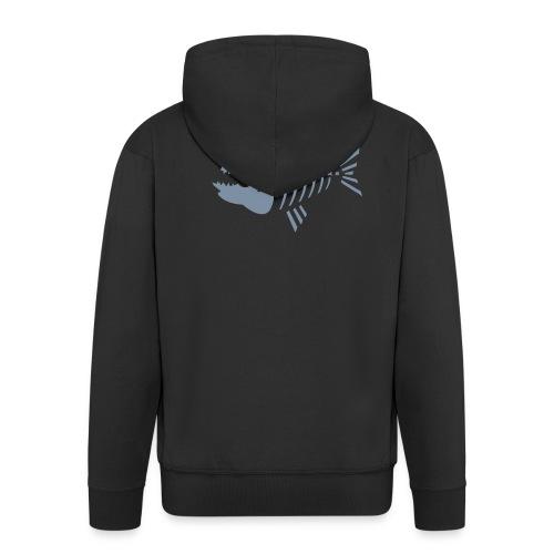 Killer Fish Hoodie - Men's Premium Hooded Jacket