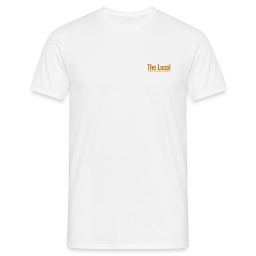 The Local - Men's T-Shirt