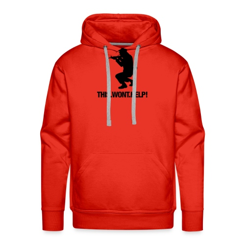 this won't work - Mannen Premium hoodie