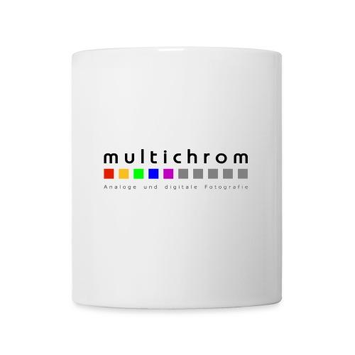 multichrom-Tasse Stirn - Tasse