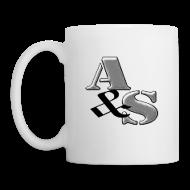 Bouteilles et Tasses ~ Tasse ~ Mug A&S blanc