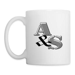 Mug A&S blanc - Mug blanc