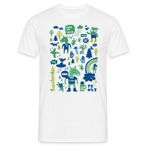 TAKE ME HOME - Männer T-Shirt