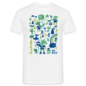 TAKE ME HOME - Männer T-Shirt