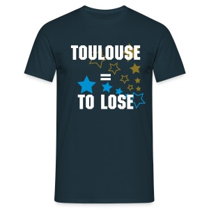 TS TO LOSE - T-shirt Homme