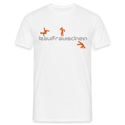 kaufrauschen - Männer T-Shirt