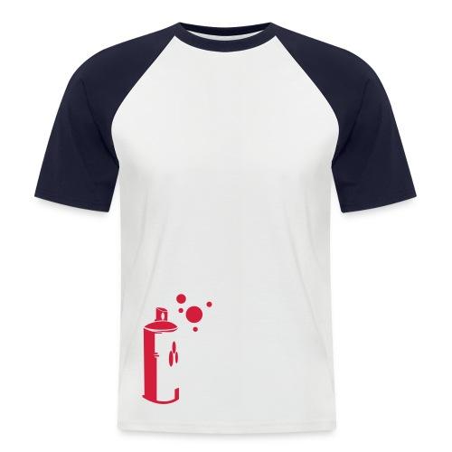 Spray - Men's Baseball T-Shirt