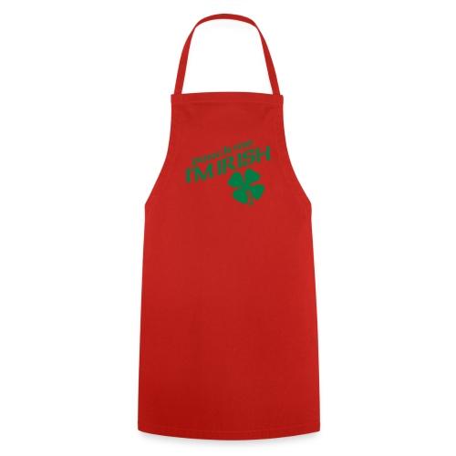 Punch me... - Tablier de cuisine