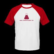 T-Shirts ~ Männer Baseball-T-Shirt ~ Stylish Front