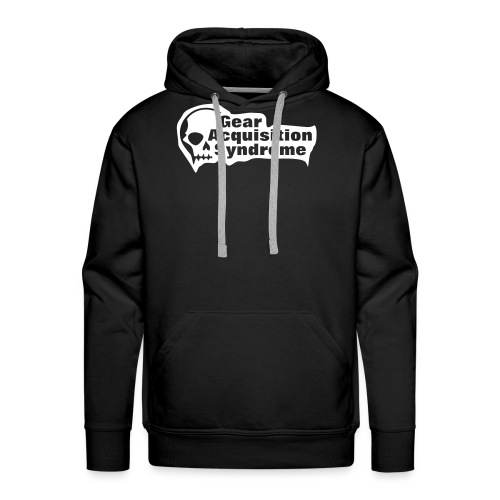 Gear Acquisition Syndrome - Men's Premium Hoodie