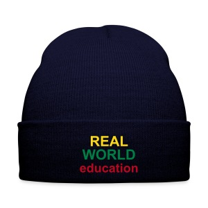 Real World Education winter hat blue - Winter Hat
