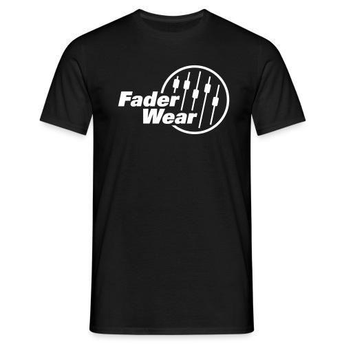 FaderWear.com Logo T-Shirt - Men's T-Shirt