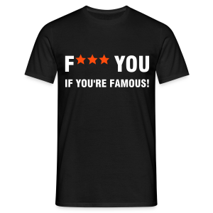 F*** YOU Homme - T-shirt Homme