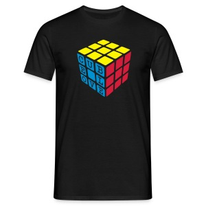 Cube Love T-Shirt - Men's T-Shirt