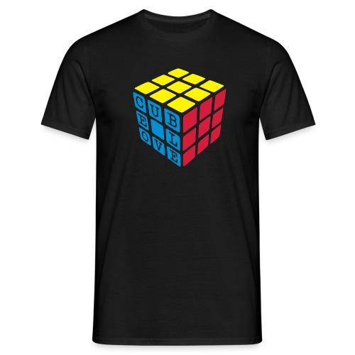 Cube Love T-Shirt - Men's T-Shirt