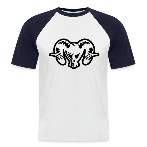 Shirt Kozzycrew - Männer Baseball-T-Shirt