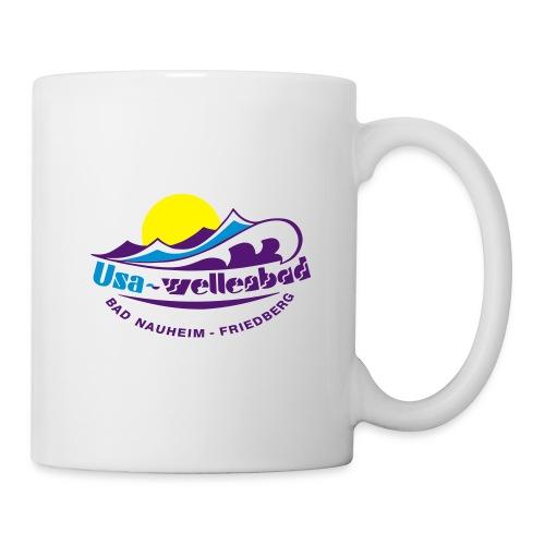 Becher Usa-Wellenbad - Tasse