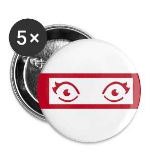 The Stalkers Logo - buttons - Buttons mittel 32 mm