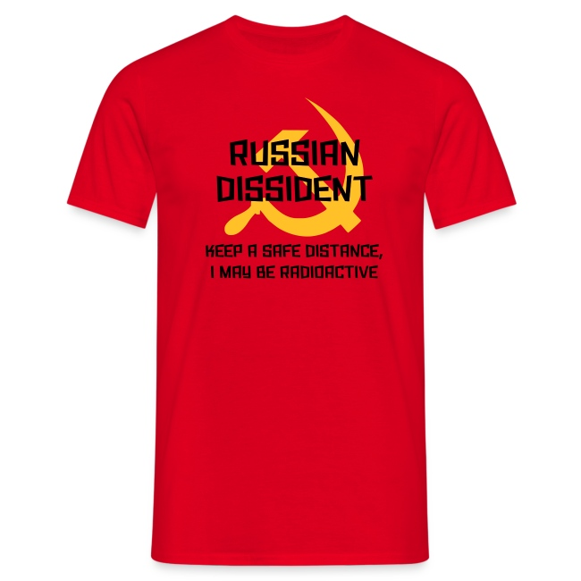 Russian Dissident T-Shirt