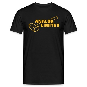 Analog Limiter - Men's T-Shirt