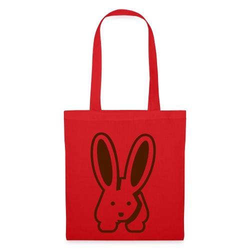 Bunny-Tasche - Stoffbeutel