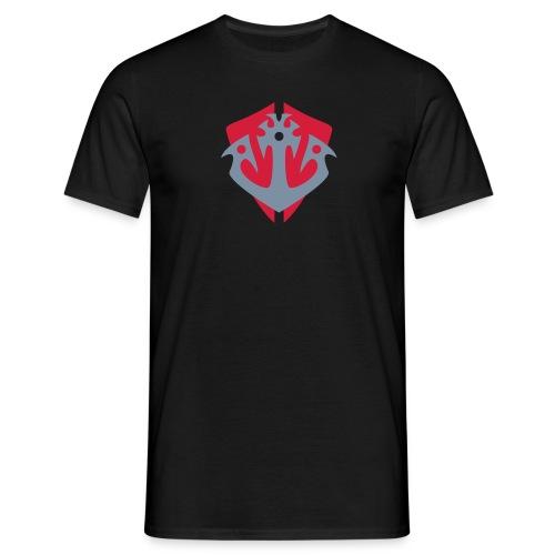 Anker Wappen T-Shirt - Männer T-Shirt