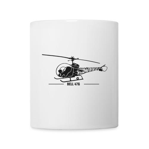 Bell 47G - Tasse