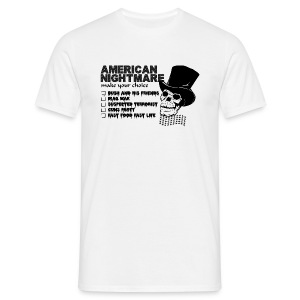 AMERICA NIGHTMARE - T-shirt Homme