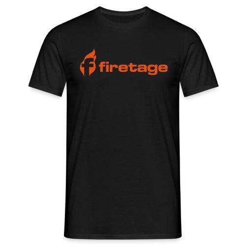 firetage Motto Shirt - Männer T-Shirt