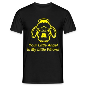 Your Little Angel - Men's T-Shirt