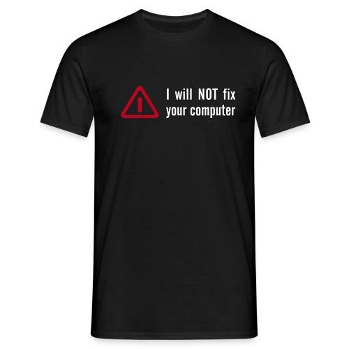 Shirt #9 - Männer T-Shirt