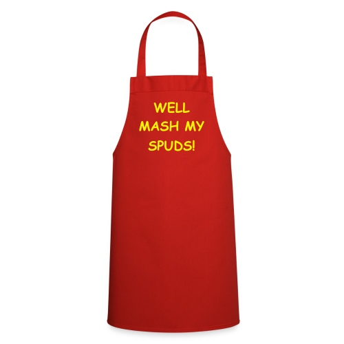 'Mash My Spuds' Apron - Cooking Apron