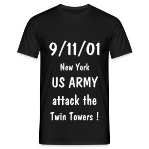 ARMY ATTACK US ! - T-shirt Homme