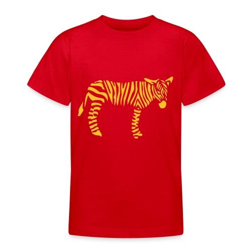 Zebra - Teenager T-Shirt