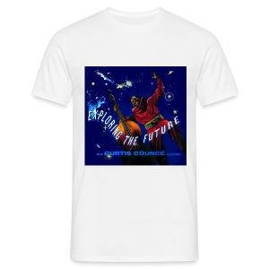 Exploring the Future - Männer T-Shirt